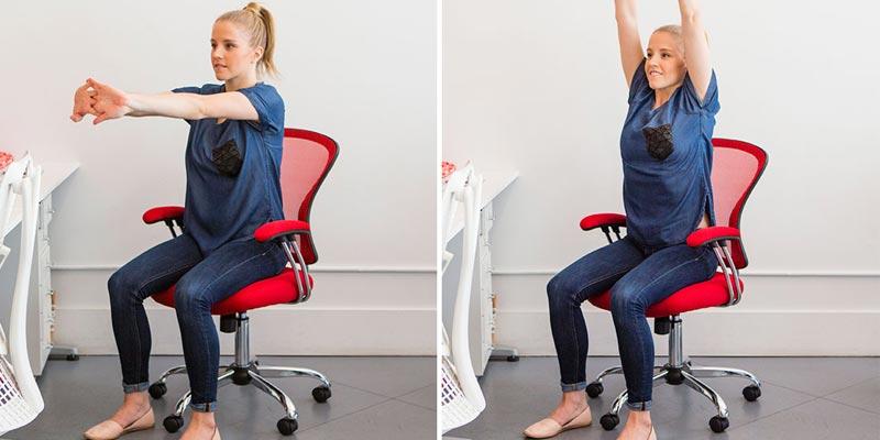chaise de bureau pour les critiques de maux de dos